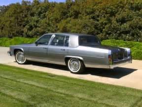 1980 Fleetwood Cadillac 1980 Cadillac Fleetwood Brougham 4 Door Sedan Silver