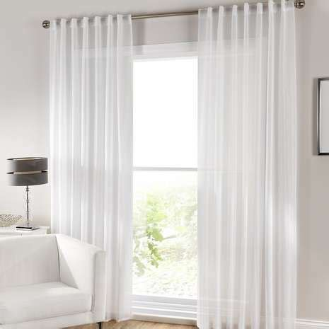 White Voile Curtains 25 Best Ideas About Voile Curtains On Pinterest Sheer Curtains Modern Window Coverings And