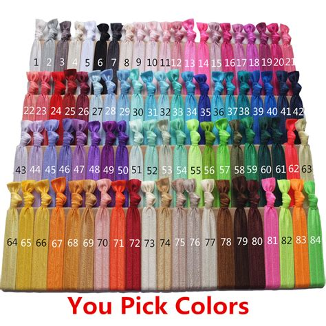 foe foe hair bands hair elastic hair tie ponytail tie foe hair band wrist
