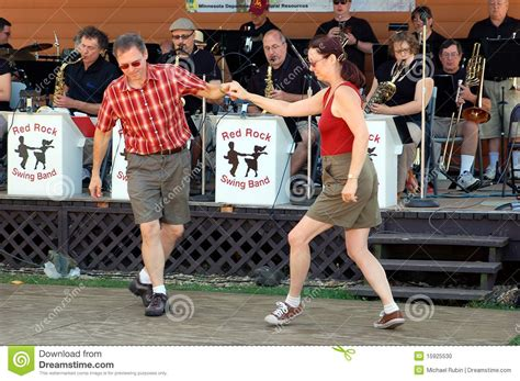 swing dancing in minneapolis swing dancing editorial image image 15925530