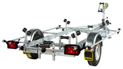 boottrailer waterdichte verlichting trailers verschuur watersport