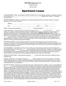 best photos of apartment rental agreement template