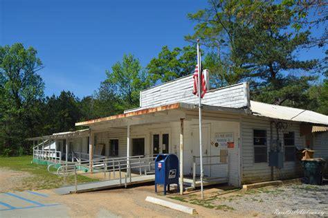 Auburn Al Post Office by Magnolia Alabama 36754 Post Office Closed Oct 1 1982