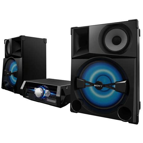 Home Theater Sony Mini sony mini hi fi component system shake 6d price buy sony mini hi fi component system shake 6d