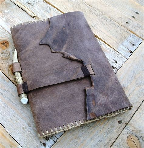 Handmade Leather Book Covers - handmade leather book covers on behance