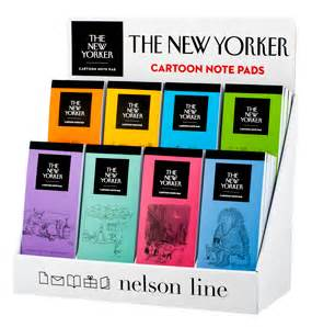 New yorker gifts amp stationery collection wholesale journals note