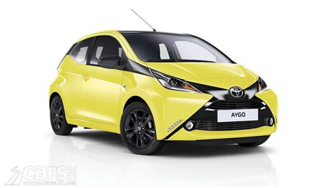 Toyota Aygo New Toyota Aygo X Cite An Aygo That Thinks It S A Wasp