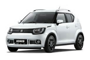 Are Suzuki Cars New Suzuki Ignis Sz5 Specs Price Suzuki Cars Uk