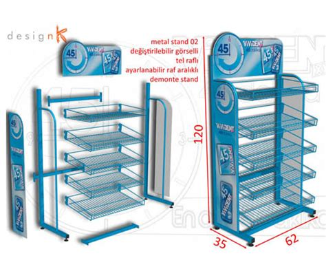 etagere draht point of purchase display stands by nevzat kara at