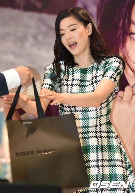 film kolosal perancis jun ji hyun taklukkan usia dengan kulit yang selalu muda