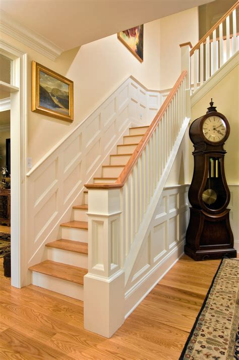 banister for sale superb grandfather clocks for sale in staircase