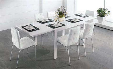 tavolo e sedie soggiorno tavolo allungabile e sedie moderne da mettere in soggiorno