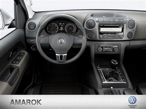 Volkswagen Amarok Interior Wallpaper 1024x768 26185