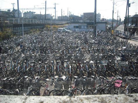 japanese bike rack woahdude