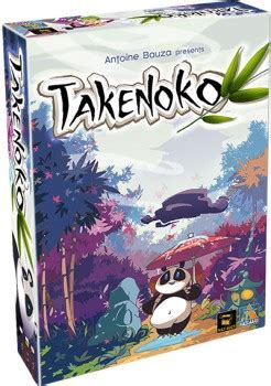 Takenoko Board Original boardcast 1 takenoko non fatevi distrarre dal panda outcast
