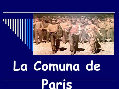 la comuna de pars la comuna de paris