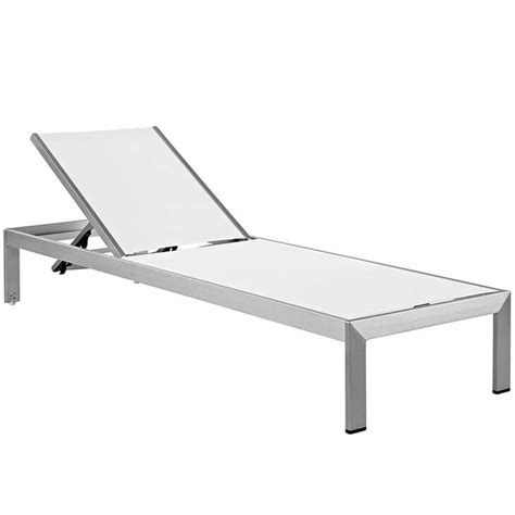 modern white outdoor chaise lounge modern outdoor aluminum chaise lounge modern furniture