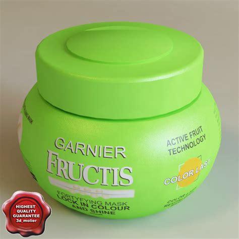 garnier fructis model garnier fructis 3d max