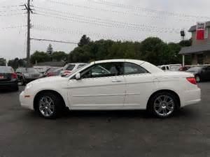 2008 Chrysler Sebring Limited Convertible For Sale 2008 Chrysler Sebring Limited Hardtop Convertible