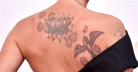 192 quelle star appartiennent ces tatouages m 233 tro