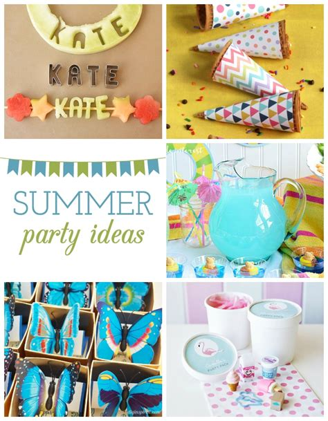 summer party ideas summer party ideas m mj link party 118
