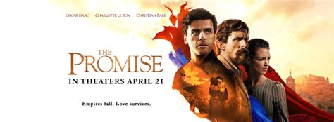 the promise film story christian bale chris cornell and serj tankian to attend