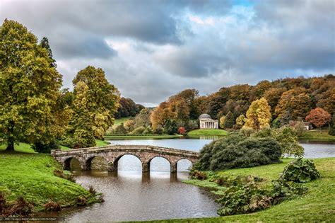 Landscape Pictures Uk Wallpaper Stourhead Wiltshire