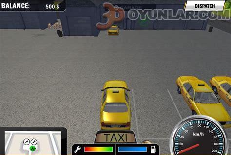 taksi fr oyunu oyna oyun gemisi oyunlar 3d usta taksici 3d araba oyunları 3d oyunlar