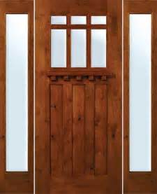 Mission Style Exterior Doors Craftsman Style Door Images