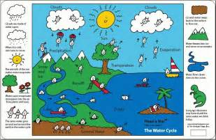 Flash Cards Organizer Reconsidering The Water Cycle In The Context Of The Polar
