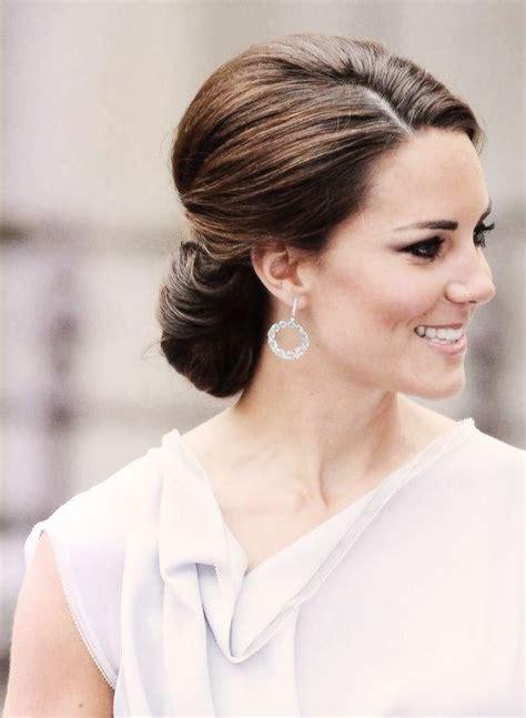 kate middleton wedding hair tutorial updo duchess of cambridge and hair on pinterest