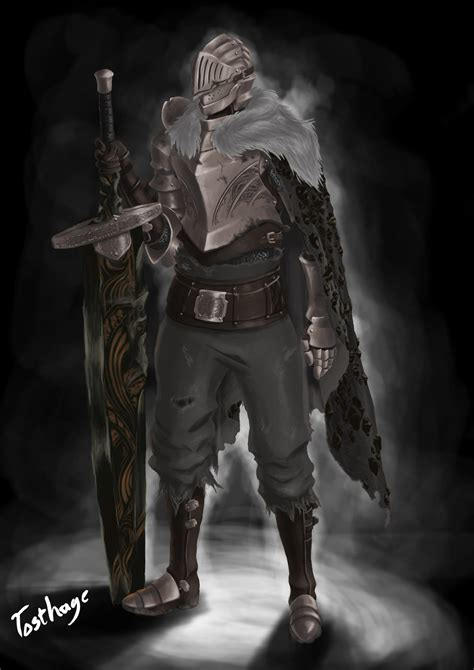The The Soul Slayer souls iii dragonslayer by tosthage on deviantart