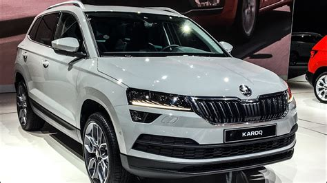 jeep skoda skoda karoq suv india launch in 2018 motorbeam