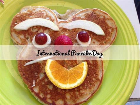 when is day international pancake day 2018 when is it celebrated