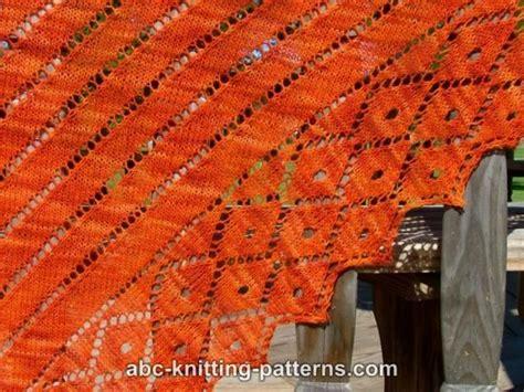 knitting pattern yo k2tog abc knitting patterns greek revival shawl