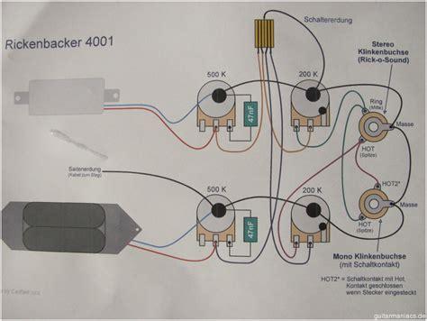 rickenbacker wiring diagram efcaviation