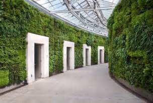Vertical Garden Vancouver - largest green wall in north america to be unveiled tomorrow inhabitat green design