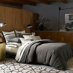 bed bath beyond duvet cover ed degeneres mombasa duvet cover in charcoal bed
