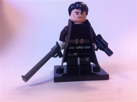 Bootleg Lego The Punisher 1 lego minifigure comic the punisher random stuff