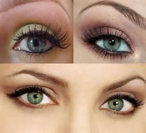 Light Eye Makeup How To Make Green Eyes Pop