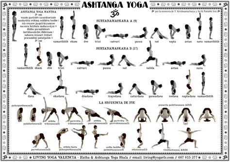 imagenes de ashtanga yoga ashtanga yoga mantras y tablas living yoga valencia
