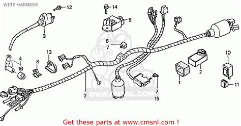 honda mr50 wiring diagram wiring diagram with description