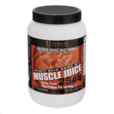 Juice Whey Ultimate Juice 2 25