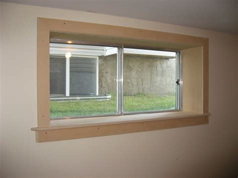 these ground level basement windows a cool design