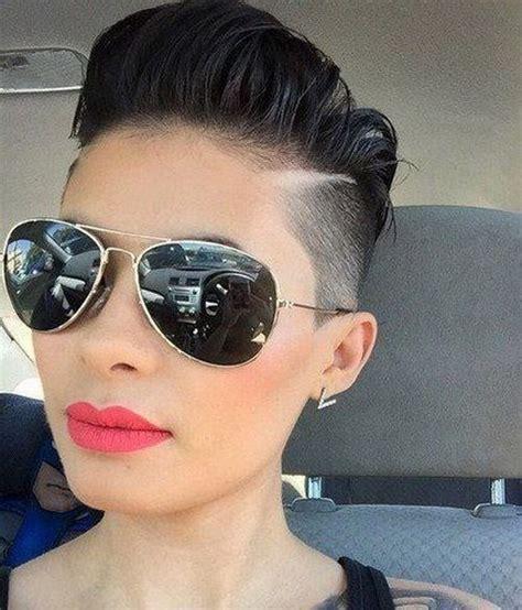 short hair in mzanzi cool short shaved hairstyles 2017 in undercut rasierte