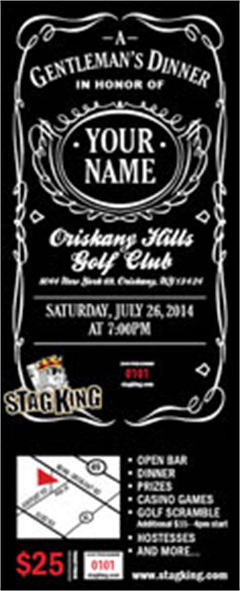 free printable stag tickets stag king stag party tickets bachelor party invitations