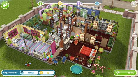 sims freeplay houses sims freeplay architect homes easter edition