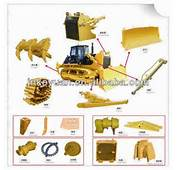 Shantui Bulldozer Spare Parts Sd16 Ripper Beam Part No16y 84 10000