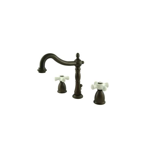 Do Faucets Come With Drains by Kingston Brass Kb1975px Rubbed Bronze Heritage