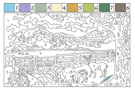 paint by numbers free printables for adults search paint by search